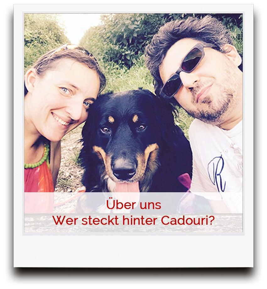 Über uns - Wer steckt eigentlich hinter Cadouri?