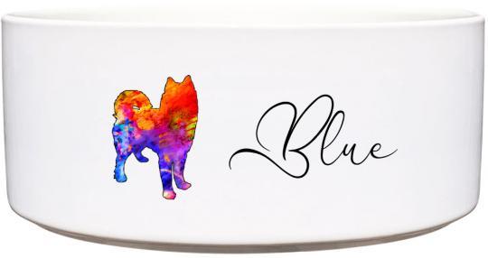 Keramik Futternapf HUSKY ❤︎ personalisiert ❤︎