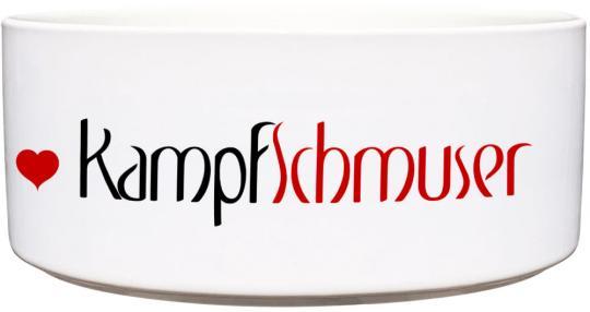 Keramik Futternapf KAMPFSCHMUSER