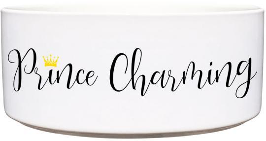 Keramik Futternapf PRINCE CHARMING