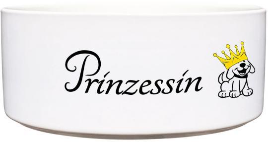 Keramik Futternapf PRINZESSIN
