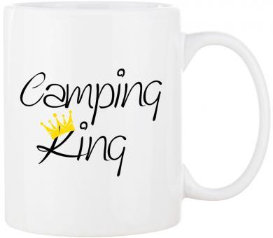 Tasse CAMPING KING