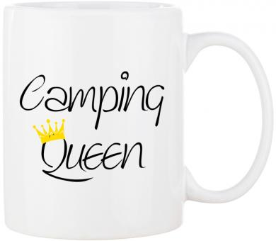 CAMPING Tasse CAMPING QUEEN