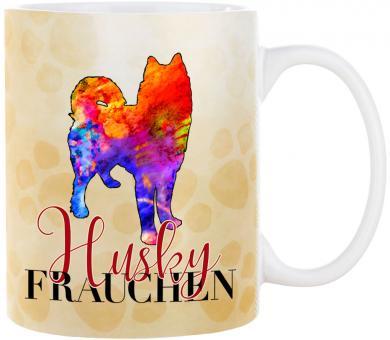 Tasse HUSKY FRAUCHEN