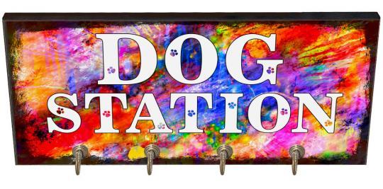 Hundegarderobe DOG STATION