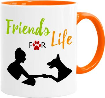 Tasse FRIENDS FOR LIFE