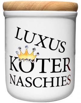 Leckerlidose LUXUSKÖTER NASCHIES - Deluxe Edition