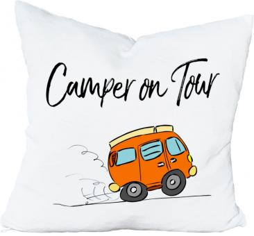 Kissen CAMPER ON TOUR