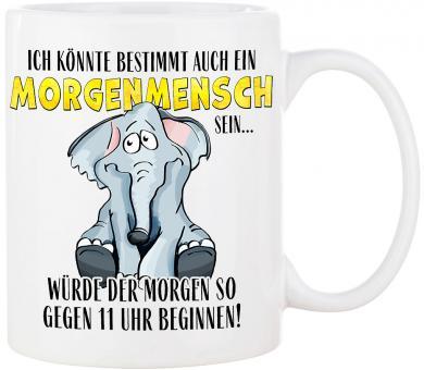 Tasse MORGENMENSCH